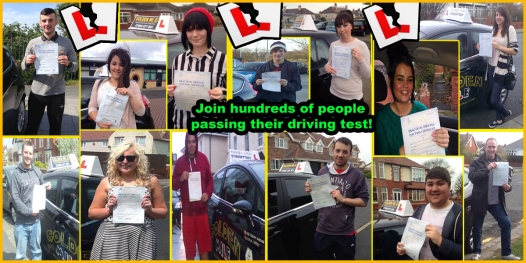 driving instructors in blackpol pass fast