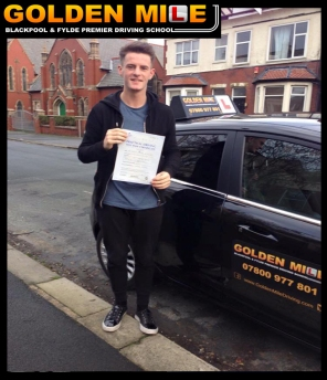 driving school in blackpool pass