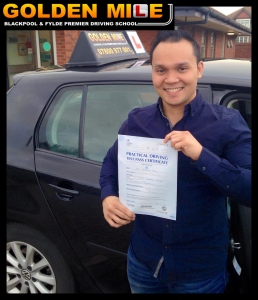 blackpool driving lessons pass fast