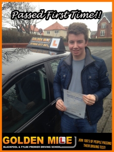 blackpool driving school